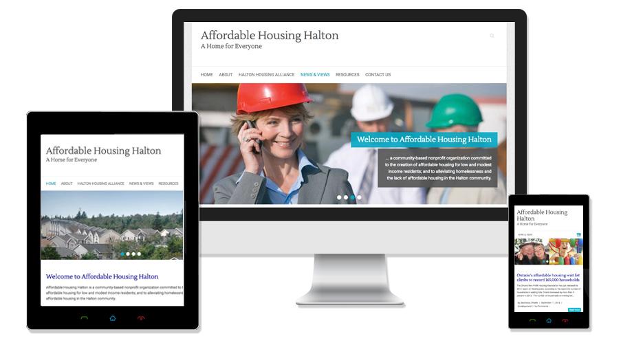 Affordable Housing Halton case study banner