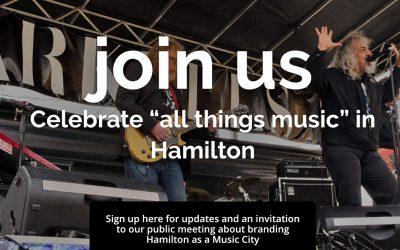 Hamilton Music City