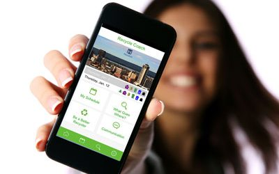 Recycling Goes Digital With New App