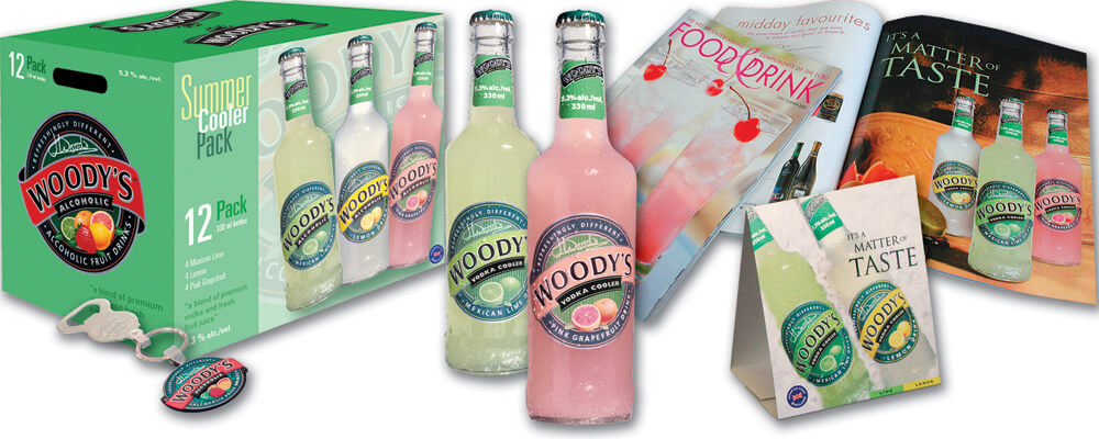 Woody's Vodka Coolers Case Study