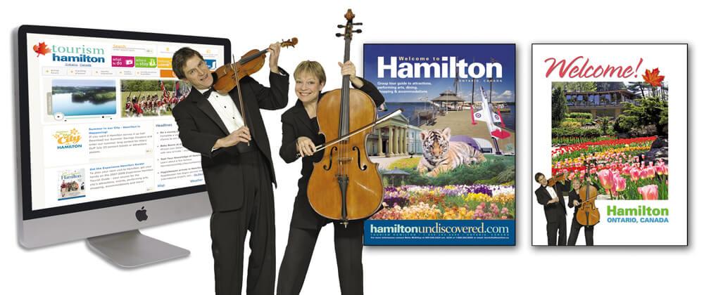 Tourism Hamilton Case Study