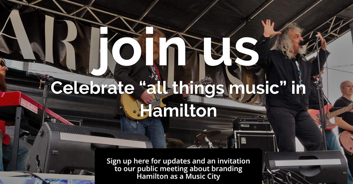 join us | Hamilton Music City