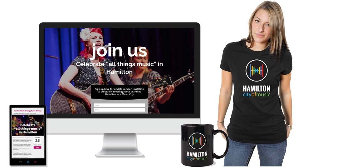 Hamilton City of Music Case Study