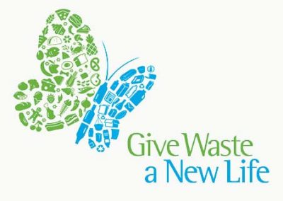 Give Waste a New Life