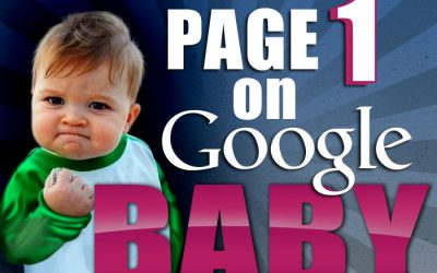 Google Search: Getting on Page One