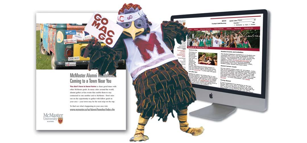 McMaster Alumni slider
