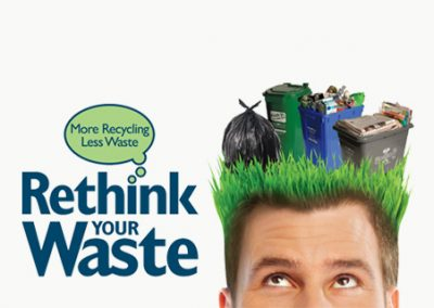 Rethink Your Waste