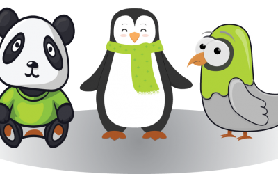 Pandas, Penguins and Pigeons, Oh My!